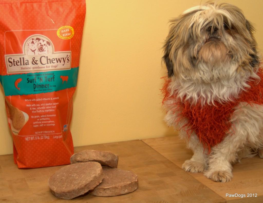 Chewy Dog Food Company